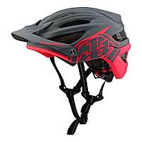 Вело шлем TLD A2 Mips размер M/L  [Decoy DK GRY/FLO PNK]