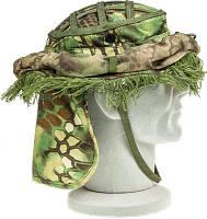 Панама Skif Tac маскировочная. Размер - 62. Цвет - Kryptek Green (GH62-KGR)
