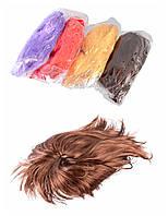 Аксессуары для девочек шиньон,10 видов в п/э /120/(CLG17121)