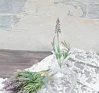 Ветка-дополнитель декоративная бордо, фото 1