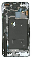 Матрица с тачскрином (модуль) для Samsung Galaxy Note 3 SM-N9000 черный с рамкой