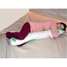 Подушка для беременных Седьмое небо цвет Coffee, фото 3