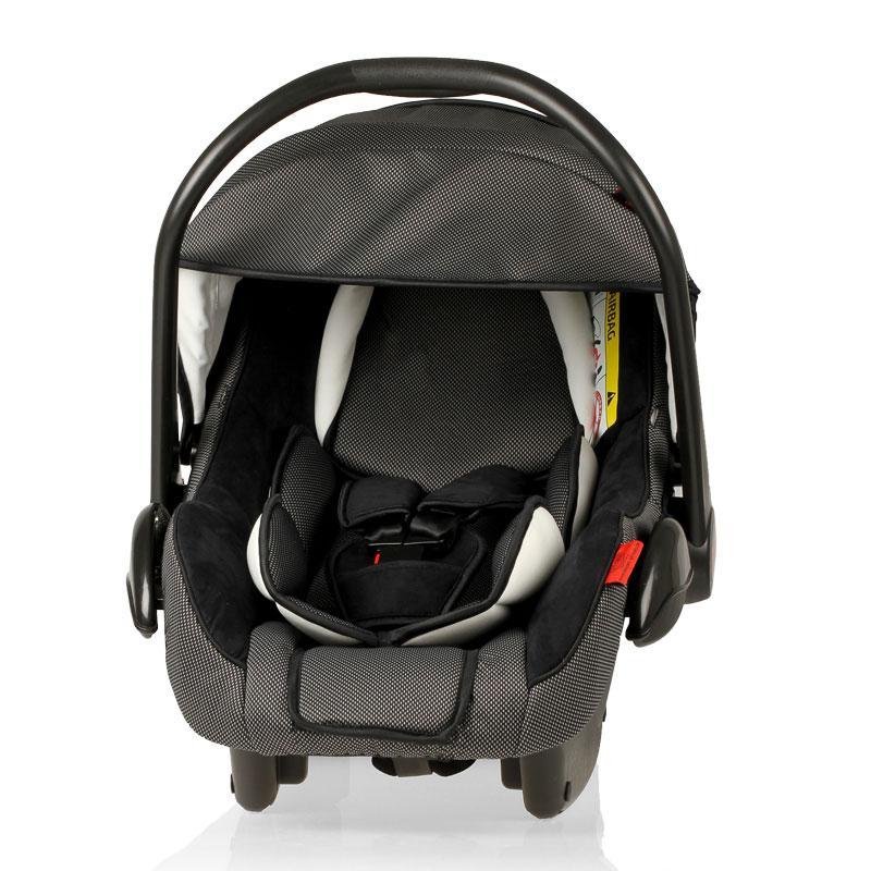 Автокресло Heyner  Baby SuperProtect Ergo (0+) Pantera Black 780 100