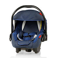 Автокресло Heyner Baby SuperProtect Ergo (0+) Cosmic Blue 780 400 синее