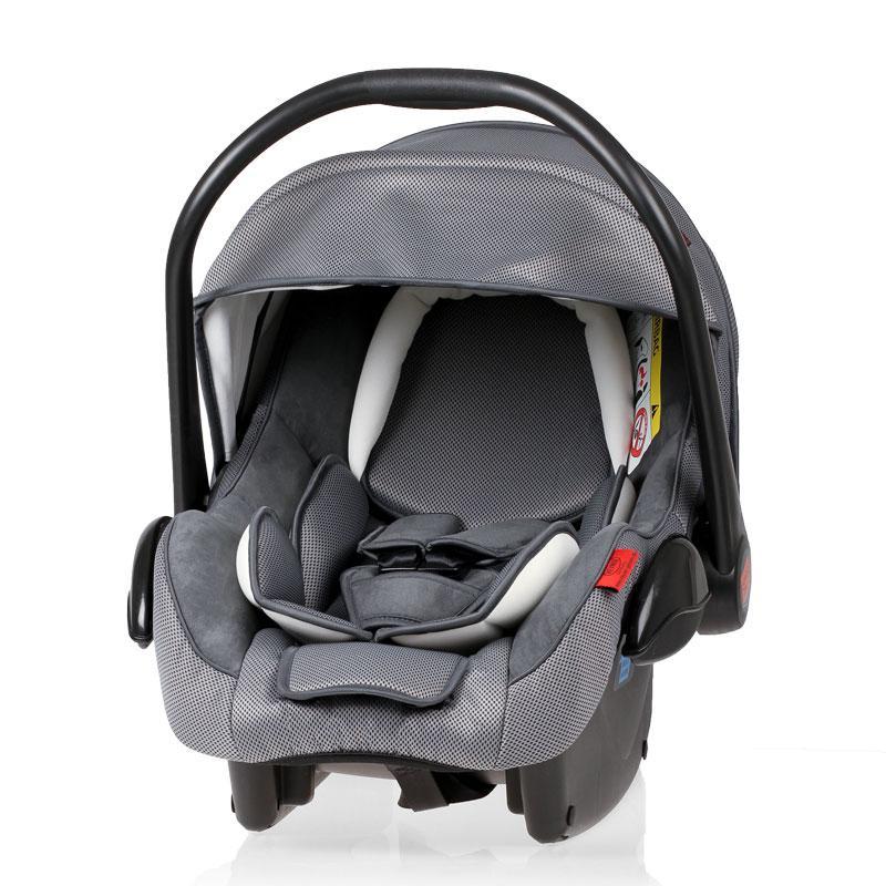 Автокресло Heyner Baby SuperProtect Ergo (0+) Koala Grey 780 200 серое