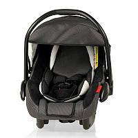 Автокресло Heyner  Baby SuperProtect Ergo (0+) Pantera Black 780 100  черное, фото 1
