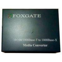 Медіаконвертер FoxGate 10\/100\/1000Base-T RJ45 to 1000Base-SX\/LX SFP slot (EC-SFP1000-FE\/GE-LFP)