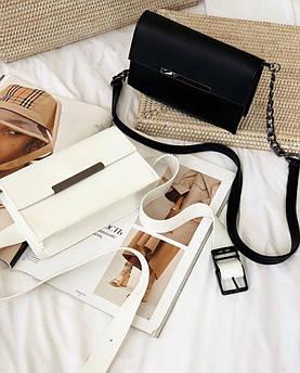 Женская сумка клатч поясная сумка
