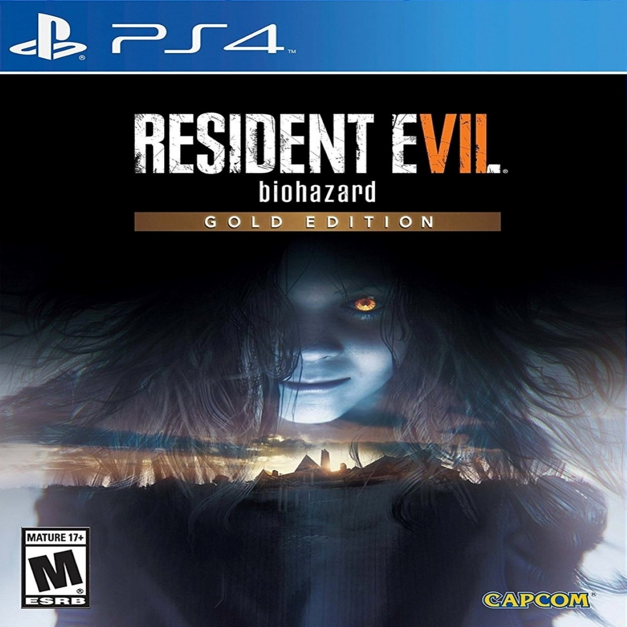Resident Evil 7 Biohazard VR Gold Edition SUB PS4 (NEW)