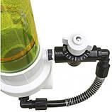 Полуавтоматический дозатор таблеток хлора Pentair Rainbow на 2,2 кг (подключение InLine), фото 3