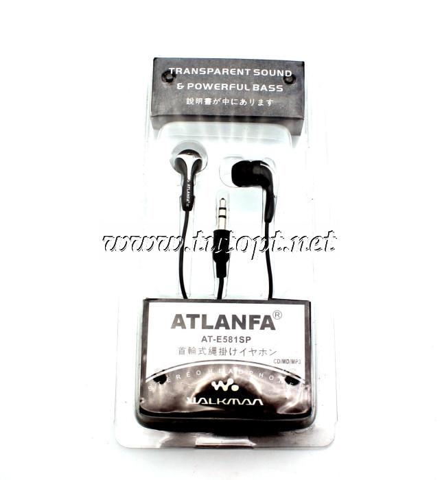Вакуумные наушники Atlanfa AT-E851SP