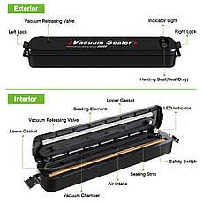 Портативный вакуумный упаковщик  EIVOTOR, фото 3