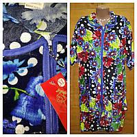 Велюровые халаты , фото 1
