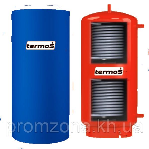 Буферная емкость TERMO-S TA-500L два теплообменника