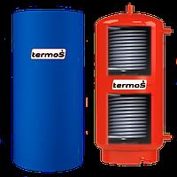 Буферная емкость TERMO-S TA-500L два теплообменника, фото 1