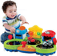 "Развивающая игрушка от  Fisher Price "" Гонки в городе"""