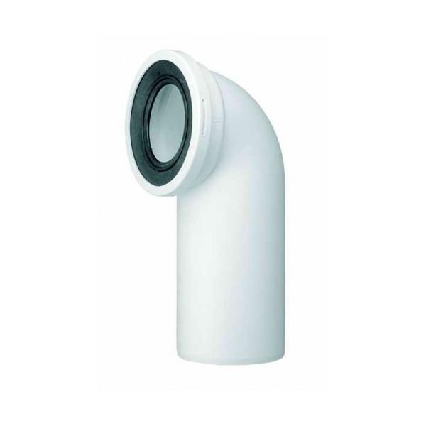 Коліно-підключення до WC під кутом 90° Економ WCE-CON9 McAlpine