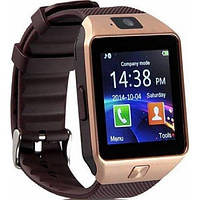 Смарт-часы Smart Watch DZ09 Gold
