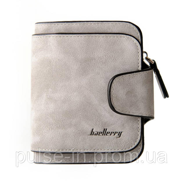 Кошелек Baellerry Forever Mini Grey
