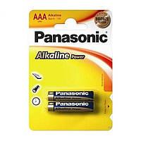 Батарея Panasonic ALKALINE POWER AАA BLI 2 (LR03REB/2BP)