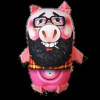 «Свин с бородой», размер: 42*22 см.