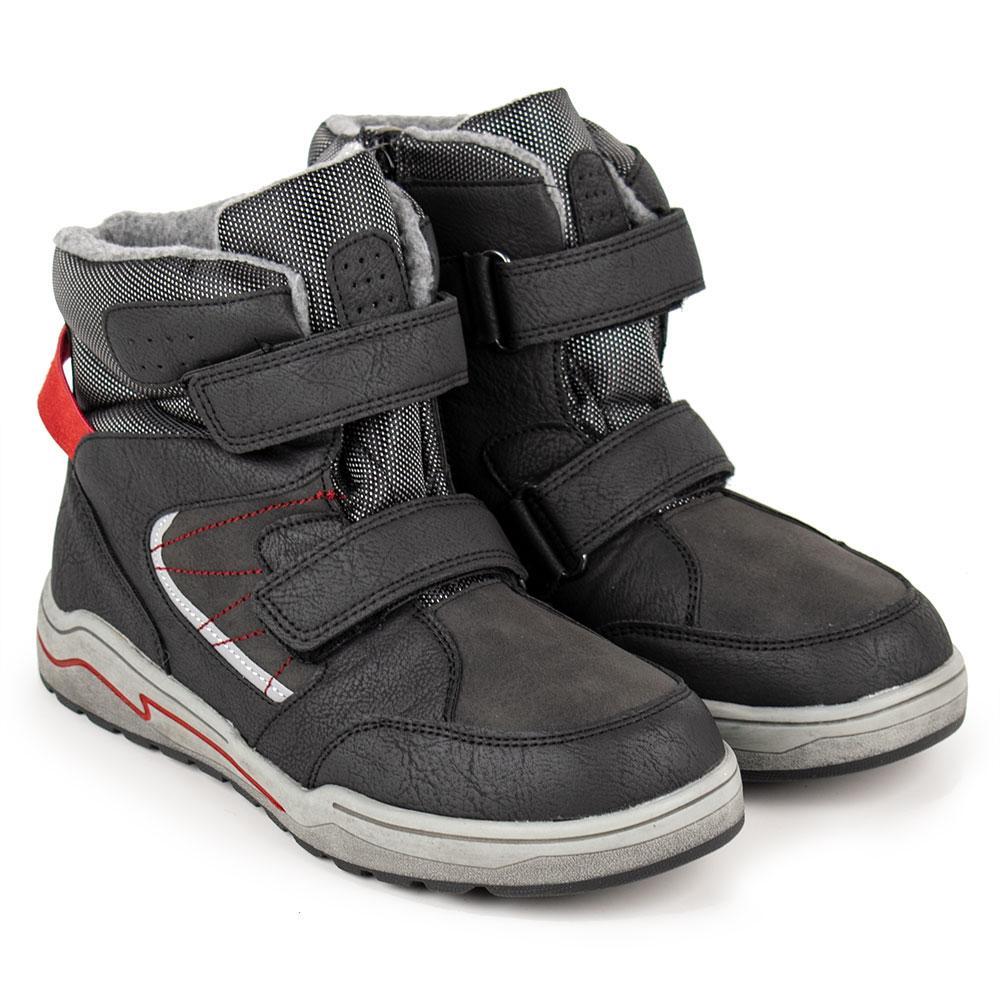 Ботинки для мальчиков Kimboo 35  черный 980657
