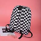 Рюкзак в шахматную клетку. Рюкзак chess Youda (AV205), фото 3