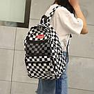 Рюкзак в шахматную клетку. Рюкзак chess Youda (AV205), фото 5