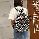 Рюкзак в шахматную клетку. Рюкзак chess Youda (AV205), фото 6