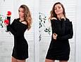 Платье женское стильное яркое размер универсальный 44-50 купить оптом со склада 7км Одесса, фото 2