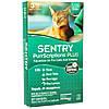 Капли против блох, клещей и вшей Sentry PurrScriptions для кошек весом до 2,2кг, 1 пипетка