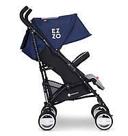 Прогулочная коляска Euro-cart Ezzo цвет синий (denim)