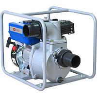 Мотопомпа бензиновая ODWERK GP80 для чистой воды (5.5 л.с., 1000 л/мин)