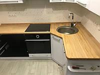 Кухня из дерева КХ-3