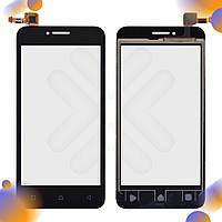 Тачскрин для телефона Lenovo A1010a20 A Plus, цвет черный