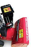 Cнегоуборщик  WWS0724B/E. Двиг WM210FES/P  El. start. 560мм, 4+2скорости, фото 9
