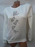 Женский свитер ( 42-48) купить оптом