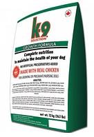 Корм K9 Selection Growth Formula для щенков, беременных и кормящих собак крупных пород 12 кг