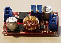 Регулируемый преобразователь напряжения и тока XL4015E1 5A CC/CV/LED контроллер заряда акб