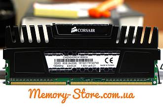 Оперативная память для ПК Corsair Vengeance DDR3 2Gb PC3-12800 1600MHz