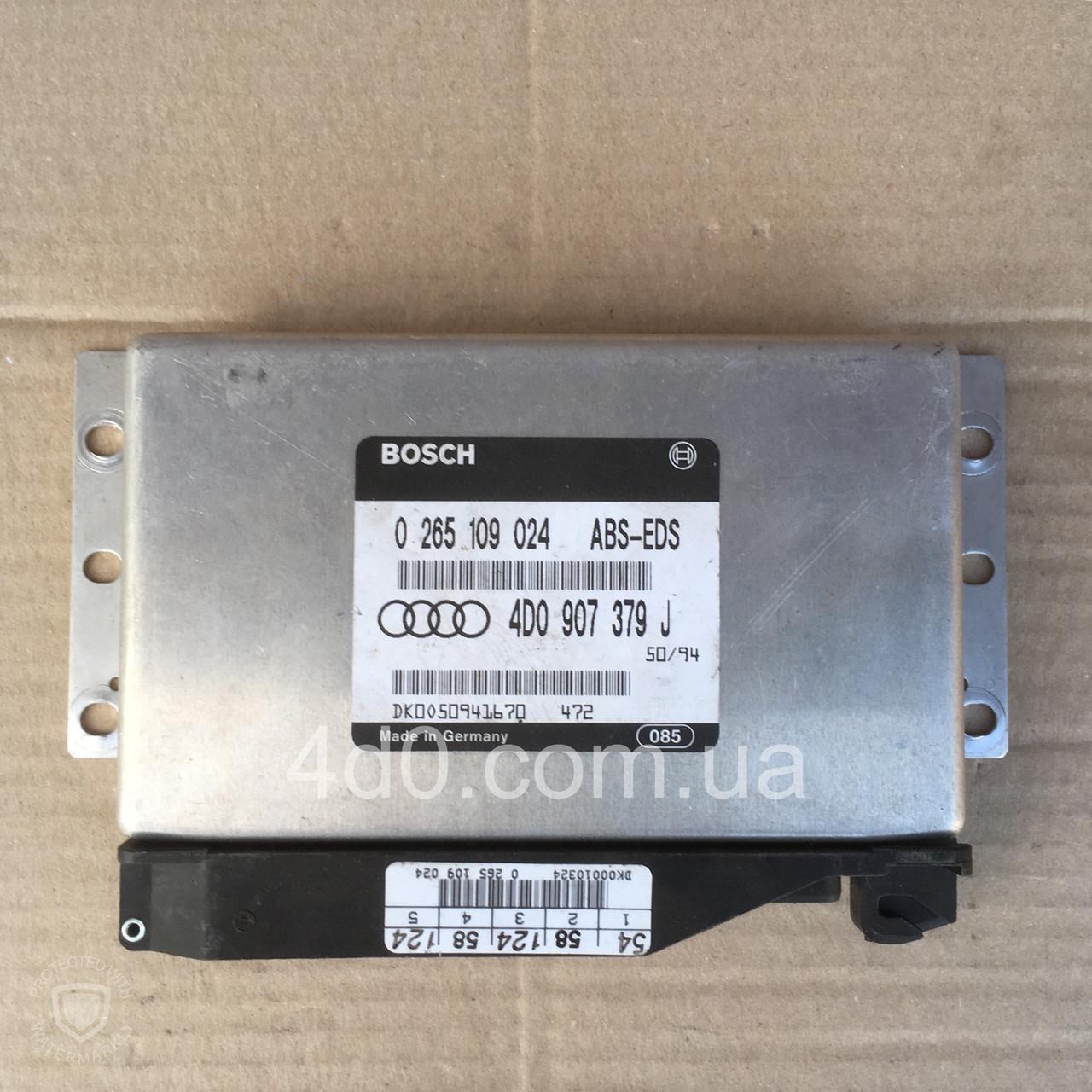 4D0907379J Модуль, блок управління ABS на Audi A8 D2