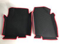 Автомобильные коврики EVA на TOYOTA RAV 4 3D (2005-2012)
