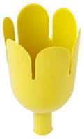 Плодосборник (Плодосъемник, плодозйомник) пластиковый для снятия яблок/груш с дерева