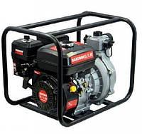 Мотопомпа бензиновая SAKUMA SWP30 (5.5 л.с., 500 л/мин)