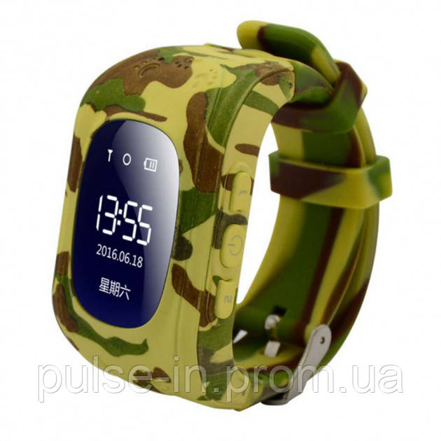 Смарт-часы Smart Watch Q50 OLED Камуфляж