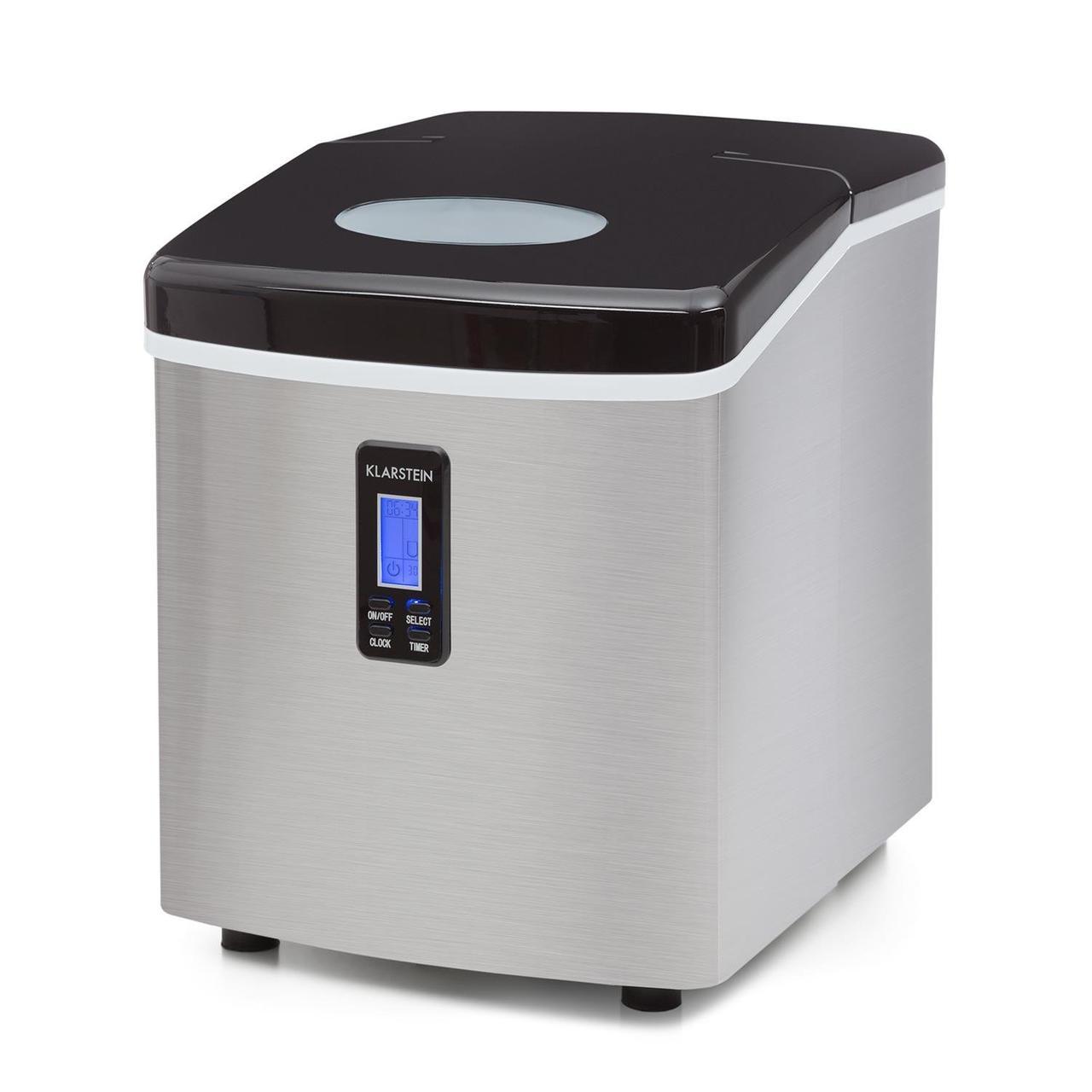 Льдогенератор Klarstein Mr. Silver Frost