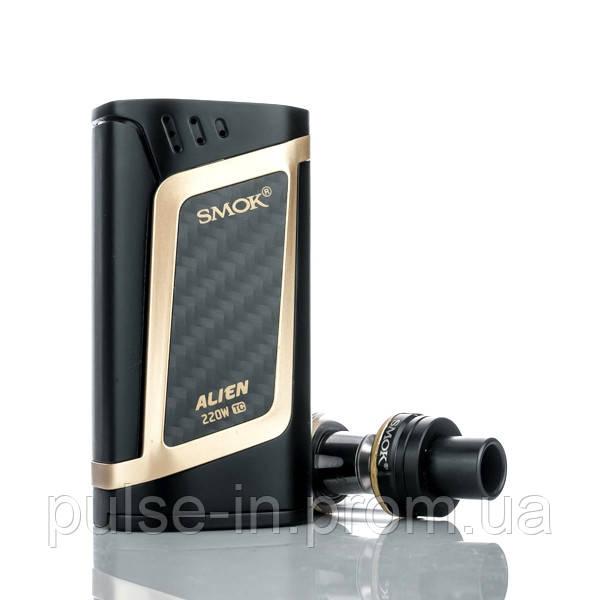 Стартовый набор Smok Alien 220W Kit Черно/Золотой