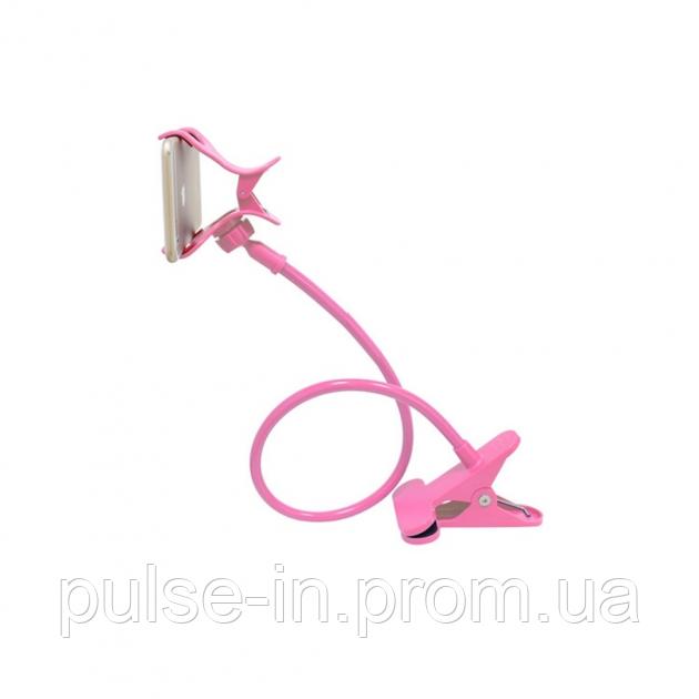 Универсальный держатель мобильного телефона или планшета UTM Pink