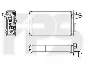 Печка Фиат Типо 87-95 / FIAT TIPO (1987-1995)