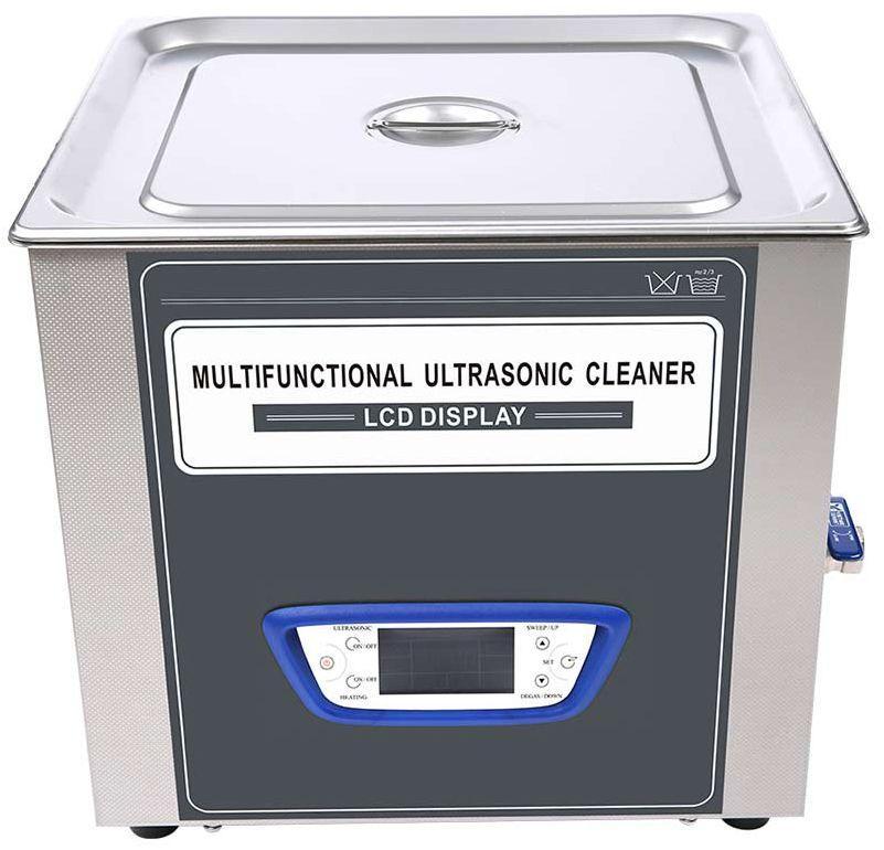 Ультразвуковая ванна Jeken TUC-200  (20Л, 360Вт, 40кГц, подогрев до 60°C, таймер 1-99мин., регулировка мощности, спуск жидкости)